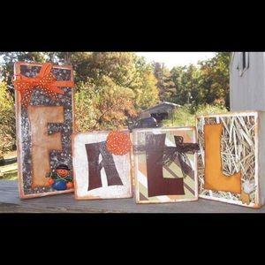 Other - Fall blocks